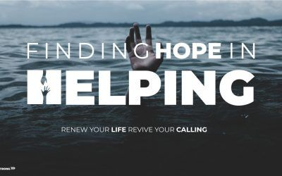 Finding Hope In Helping