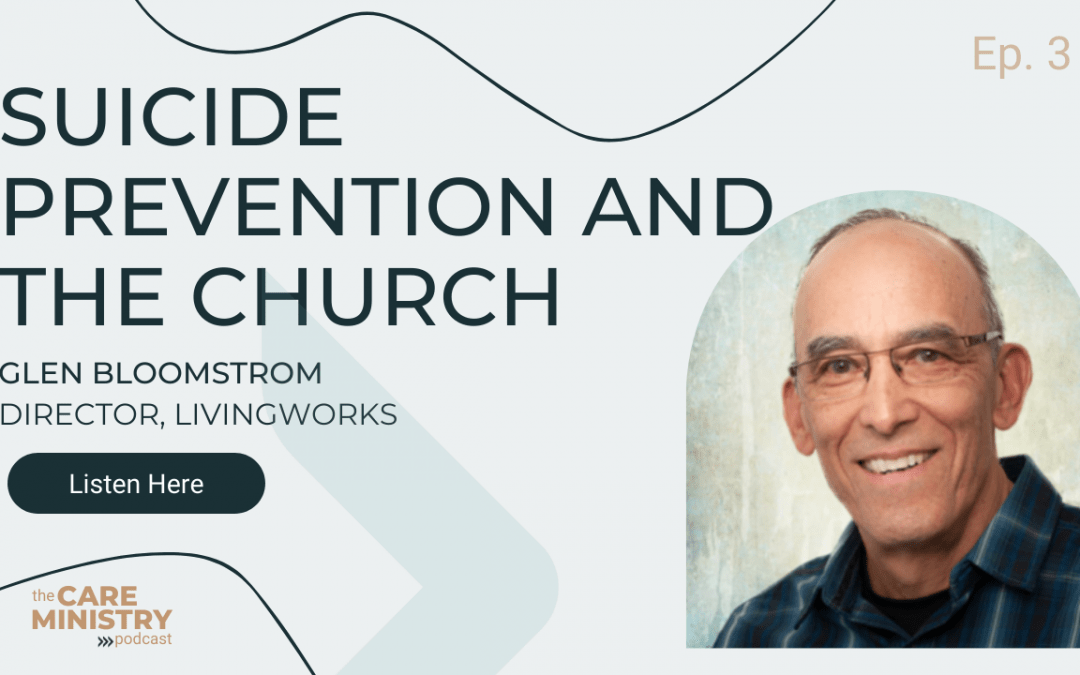 3. Suicide Prevention and the Church