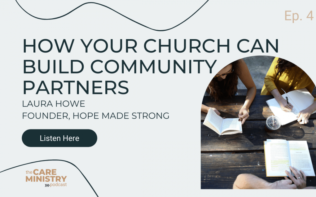 4. How your church can build community partners