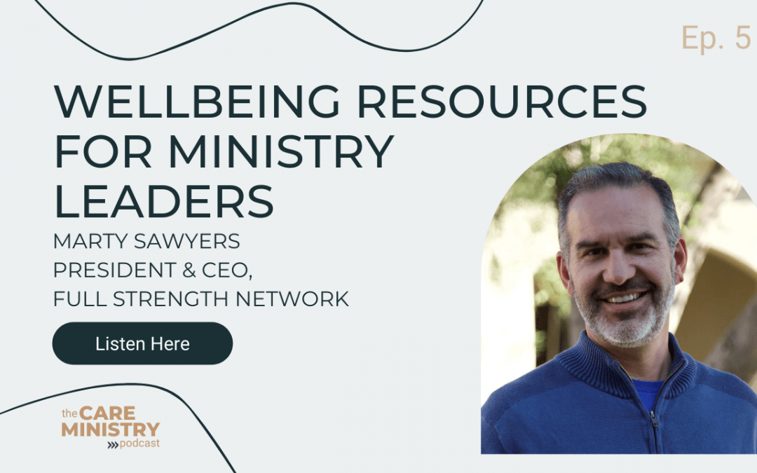 5. Wellbeing Resources for Ministry Leaders