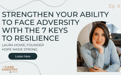 6. How to face adversity with the 7 keys to resilience